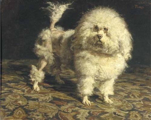 Charles van den Eycken ( 1859 - 1923) (48 работ)