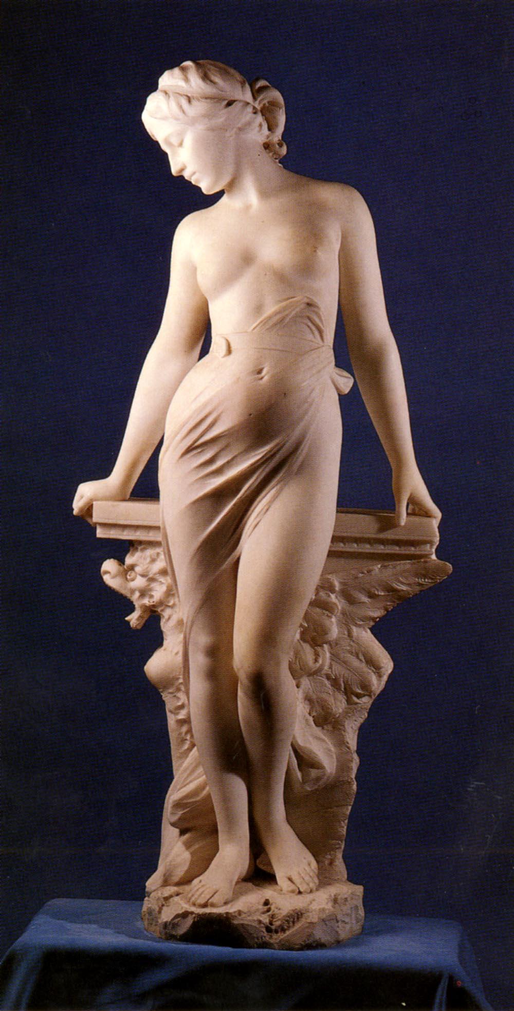 Итальянская живопись и скульптура The Italian painting and sculpture (966 р