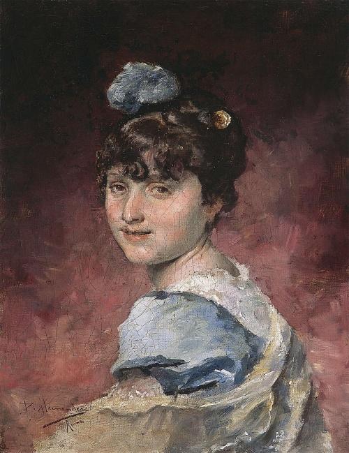 Daniel Hernandez Morillo (1856-1932) (34 работ)