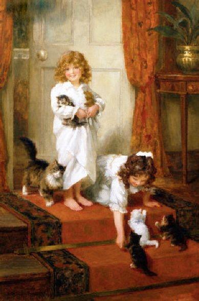 George Sheridan Knowles (1863-1931) (66 работ)
