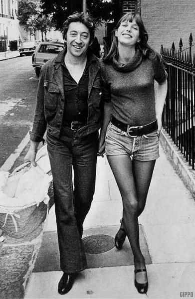 Мода 60-х и 70-х годов. Шорты (Hot-Pants) (129 ...