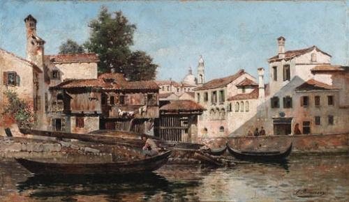 Francois Brunery (1849-1903) (81 работ)