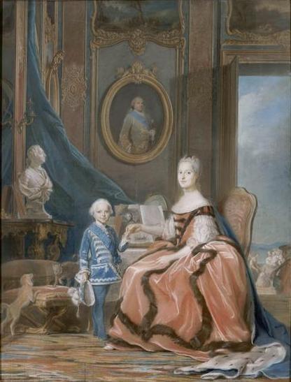 Морис Кантен де Латур   XVIIIe   Maurice Quentin de La Tour (181 работ)