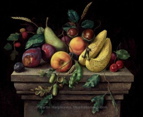 Иллюстратор Martin Hargreaves (66 работ)