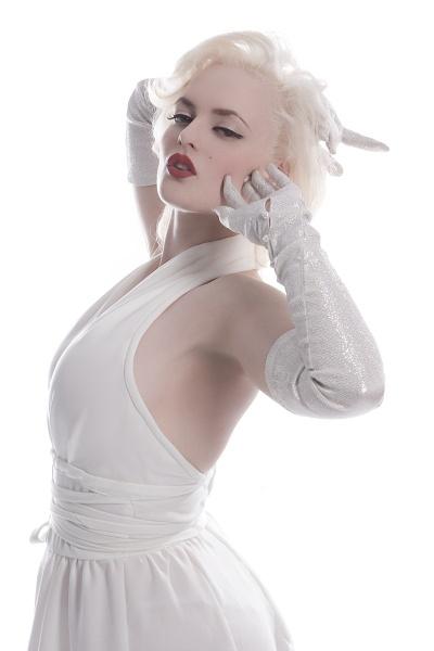 В стиле Marilyn Monroe (130 фото) (эротика)