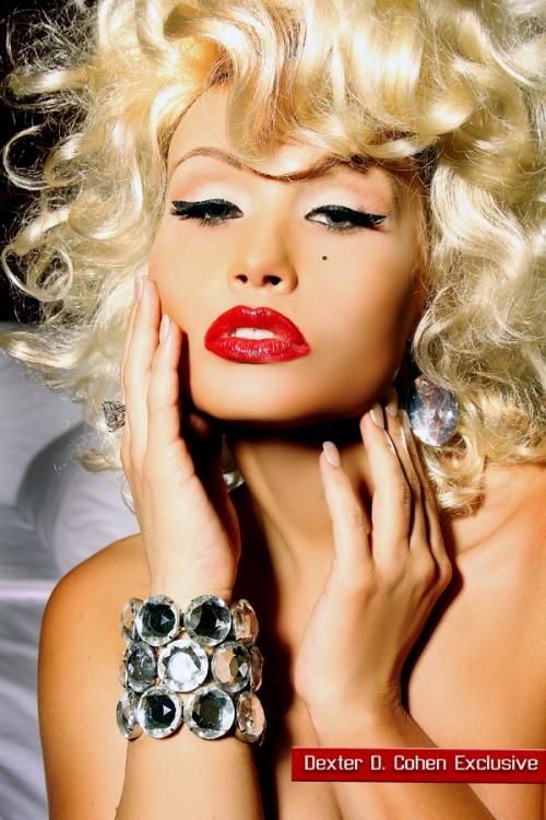 В стиле Marilyn Monroe (130 фото)