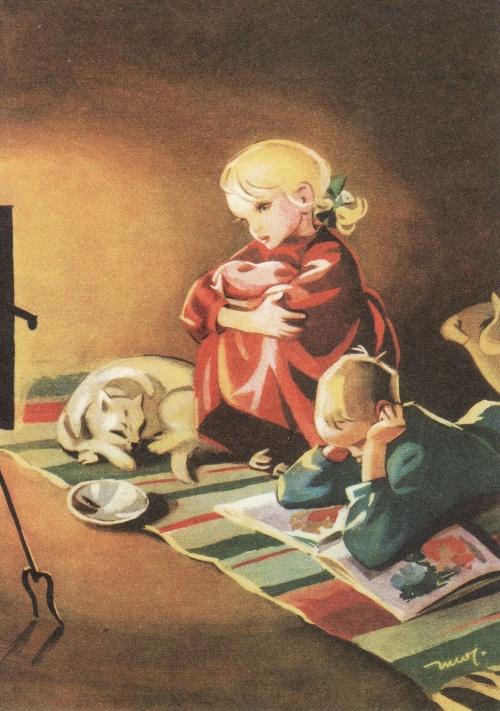 Художник Martta Wendelin (84 работ)