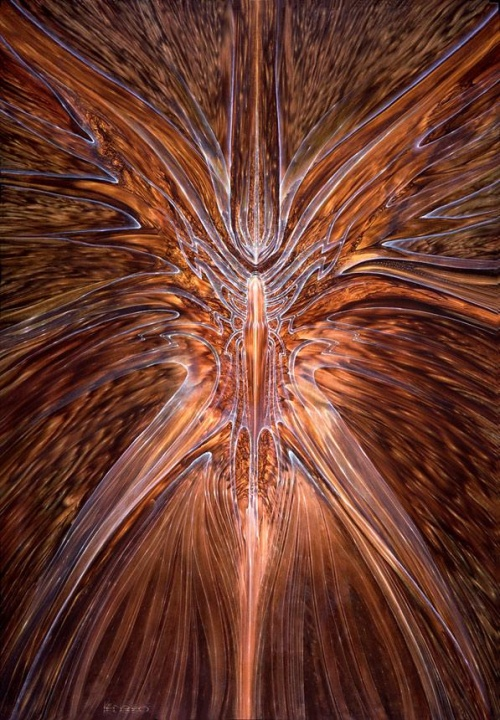 Подборка психоделических произведений разных художников (266 работ)