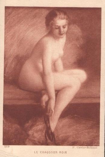 Французский художник Pierre Carrier-Belleuse (1851-1933) (82 работ)