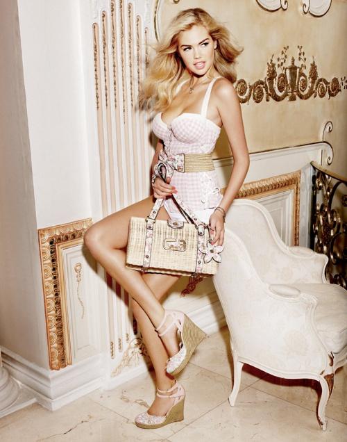 Американская модель Кейт Аптон (Kate Upton) (208 фото)