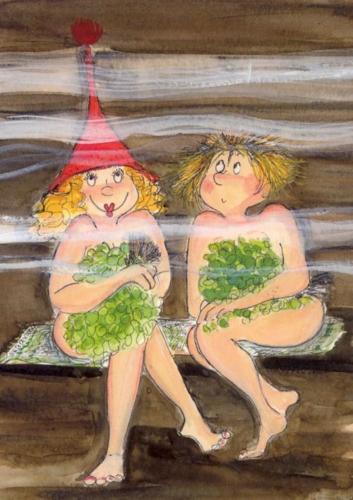 Рисунки Virpi Pekkalan (129 работ)