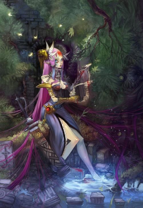 Works by elsevilla (part 2) (61 работ)