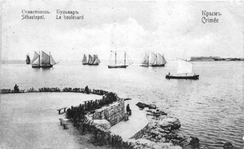 Виды старого Севастополя (70 фото)