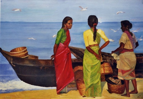 Картины западных художников маслом. Часть 7 (768 работ)
