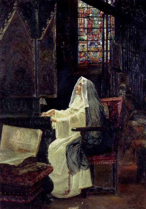 Испанская живопись | The Spanish painting (260 работ)