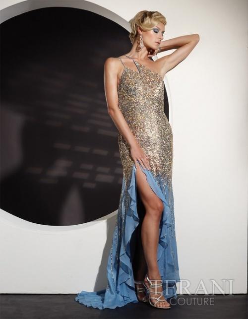 Вечерние платья Terani 2011 (45 фото)