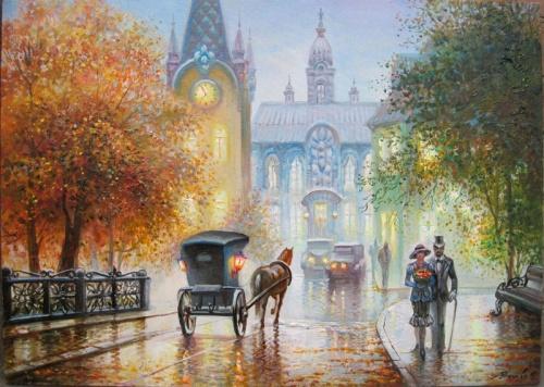 Современные художники - Светлана Ясенева (14 работ)
