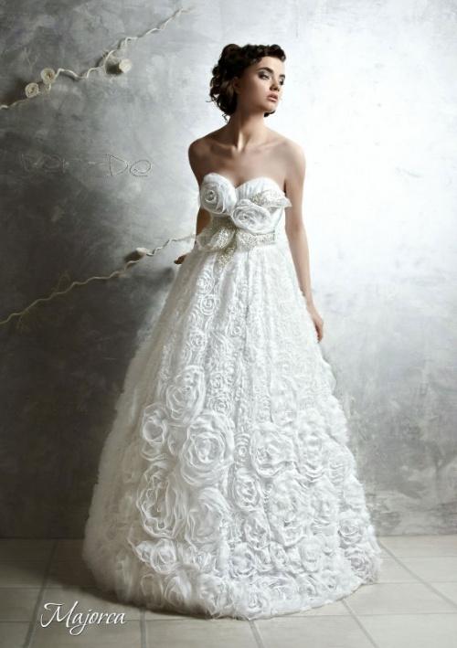 Свадебные и вечерние платья VER-DE (84 фото)