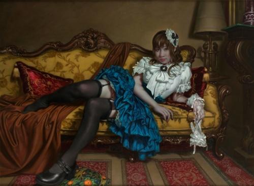 Artworks by Tetsuya Mishima (30 работ)