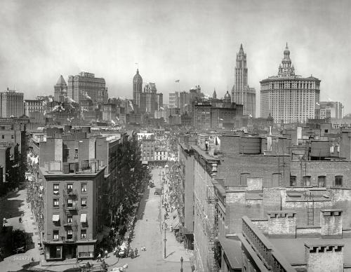 США - 1-я половина 20-го века (86 фото)