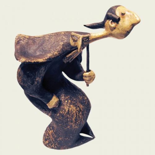 Кукольная скульптура Романа Шустрова (131 фото)