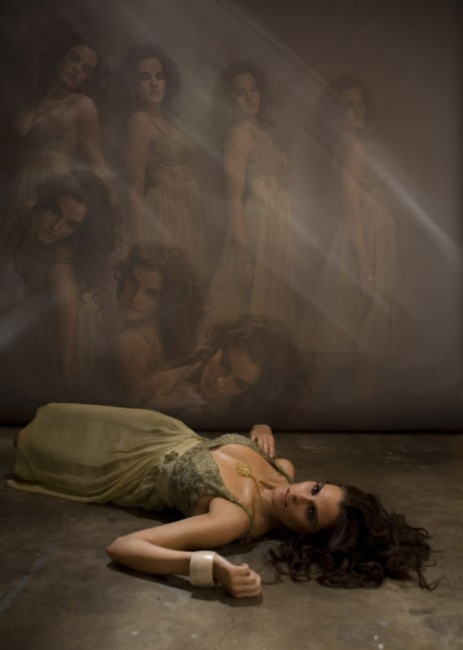 Сто соблазнительных девушек - 5 (100 фото) (эротика)
