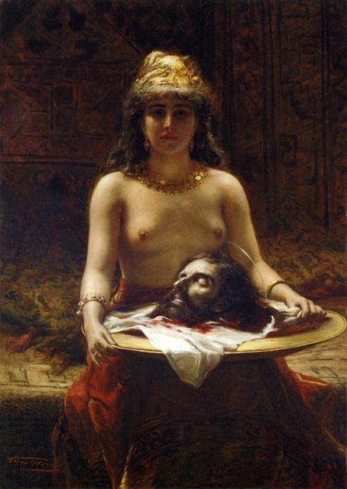 Бельгийский художник Leon Herbo (1850-1907) (52 работ)