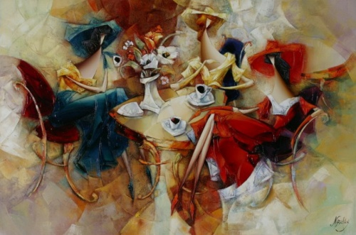 Живопись Натана Брутского (22 работ)