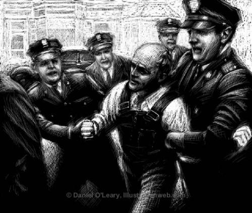 Иллюстратор Daniel OLeary (89 работ)