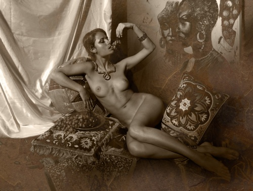 Ню от студии «Квазиграфика» (86 фото) (эротика)
