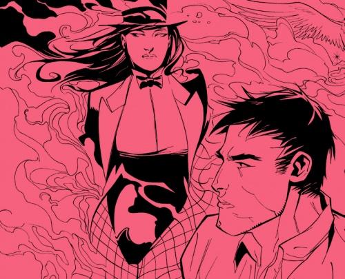Dustin Nguyen (Дастин Нгуен): художник - иллюстратор комиксов (345 работ)