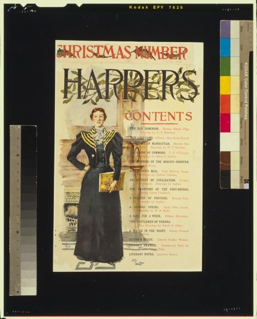 Edward Penfield (1866-1925) (61 работ) (1 часть)