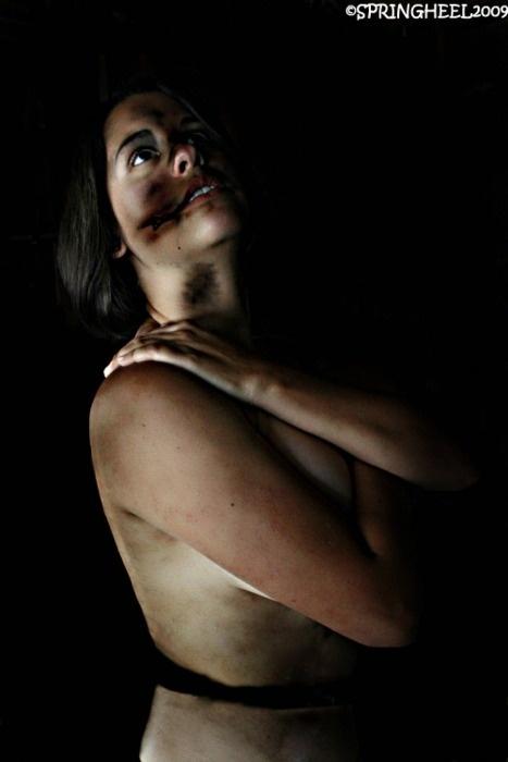 Мир ужасов фотографа Springheel (95 фото)