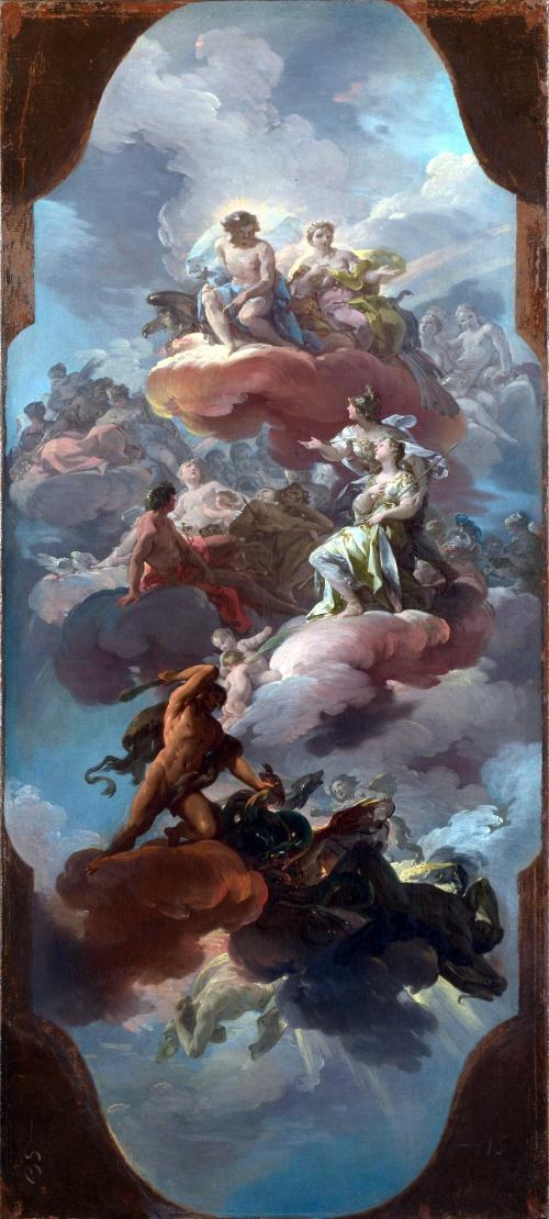 Европейские художники 12-19 веков ч.6 (155 работ)