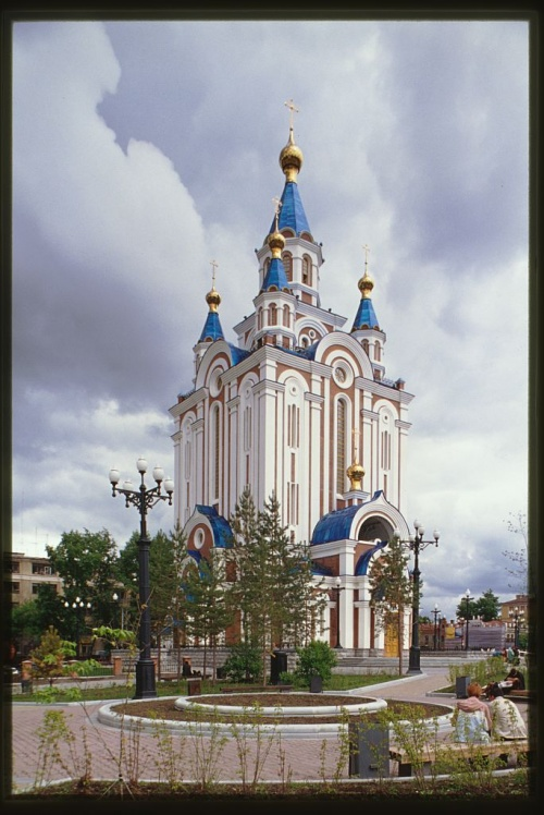 Храмы России. William Craft Brumfield (529 фото)