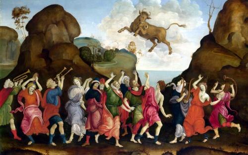 Европейские художники 12-19 веков ч.7 (140 работ)