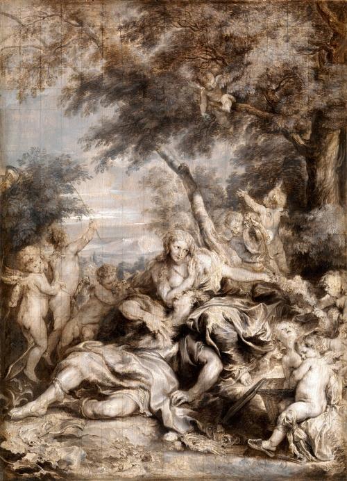 Европейские художники 12-19 веков ч.5 (135 работ)