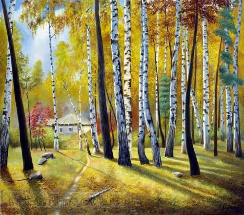 Коллекция работ художника Владимира Деревенчука (84 работ)