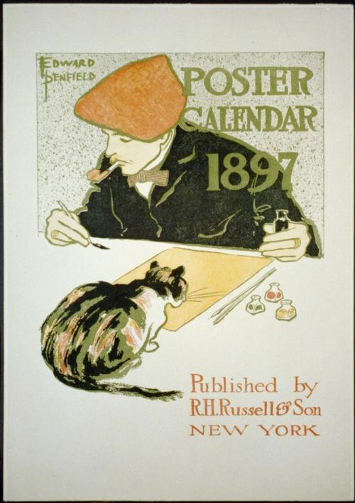 Edward Penfield (1866-1925) (28 работ) (2 часть)
