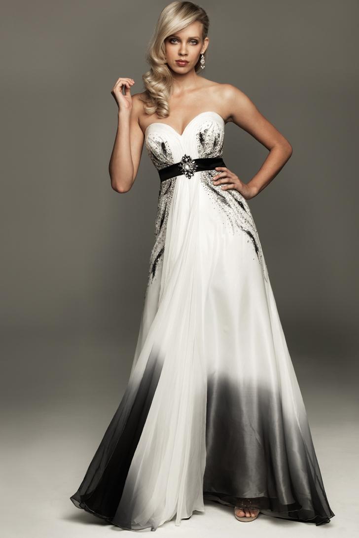 Платье вечернее белое картинки