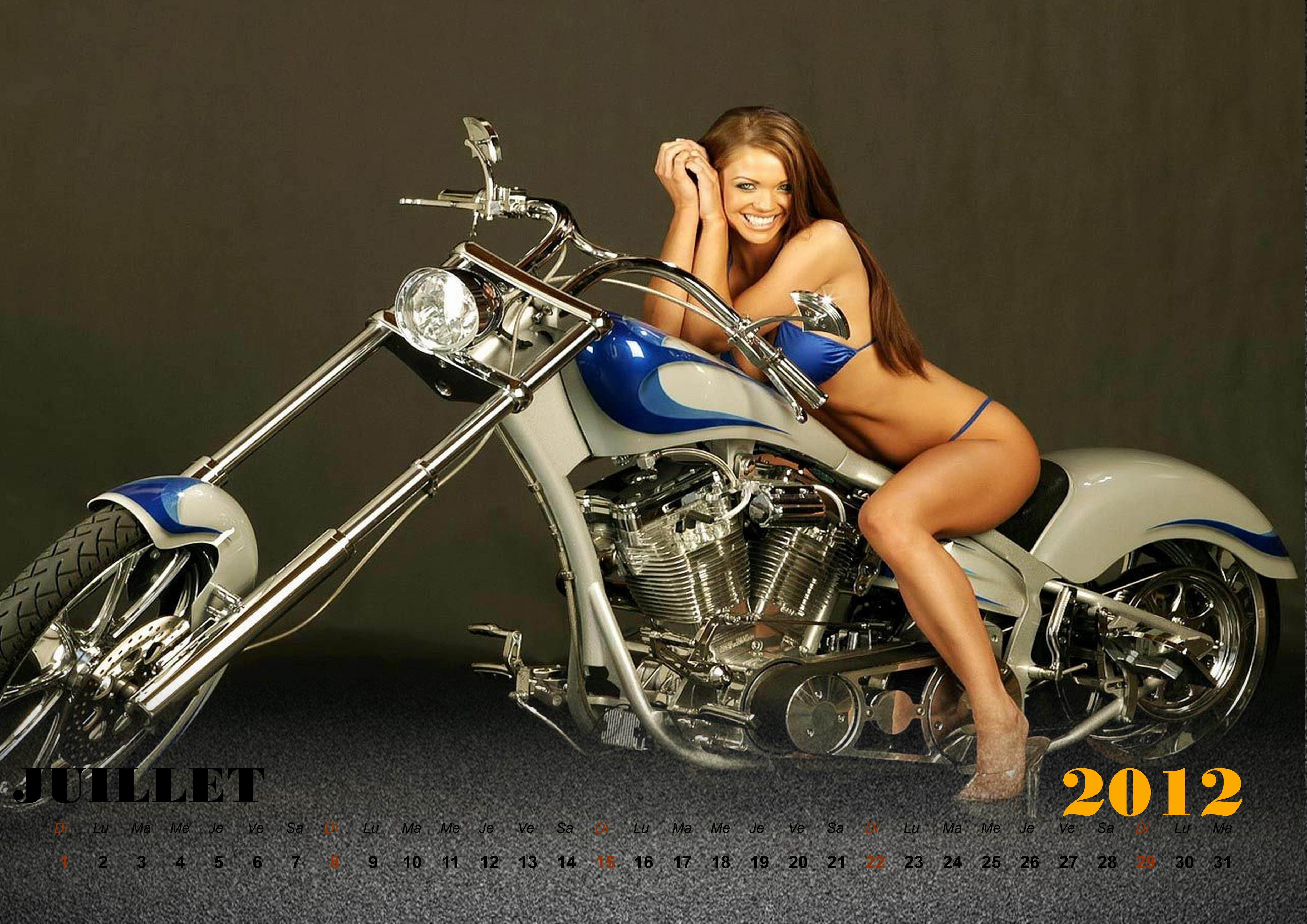 Толстуха на мотоцикле 16 фотография
