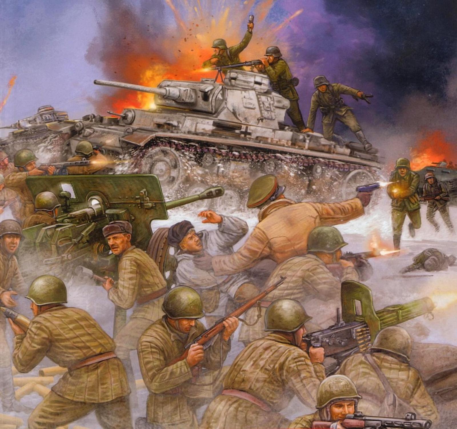 Flames Of War (36).jpg - Картинки танки - Компания героев 2.