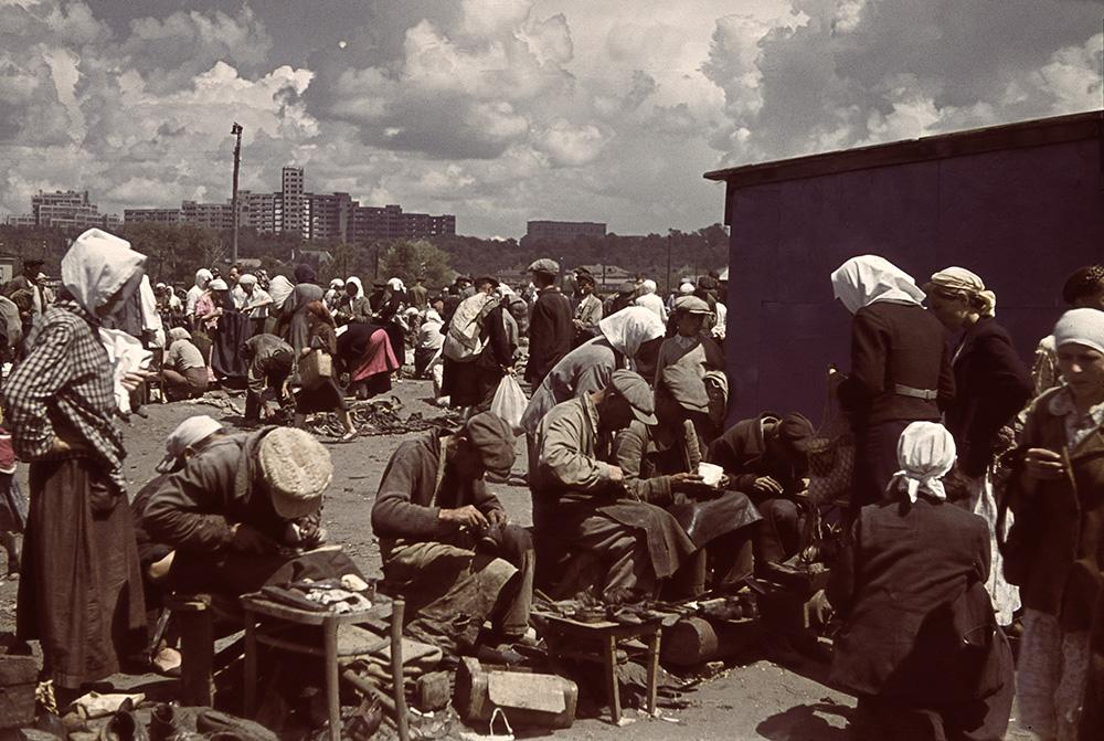 Харьков во время оккупации фото
