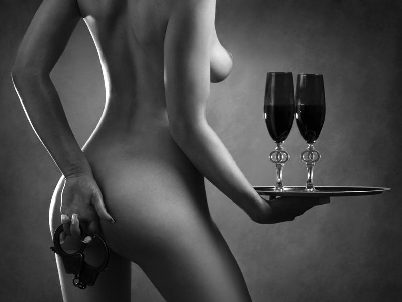 Nude Female Hans Turnwald Mats Jonasson Sweden Danish Modern Glass Wine Stopper