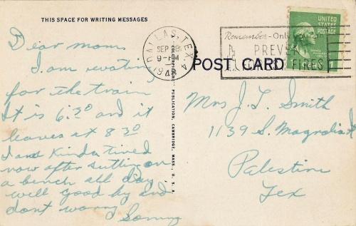 Старые почтовые карточки / Old post cards (27 работ)
