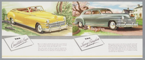 Dutch Automotive History (part 7). Chrysler (143 фото)