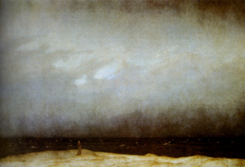 Каспар Давид Фридрих | XIXe | Caspar David Friedrich (240 работ) (1 часть)