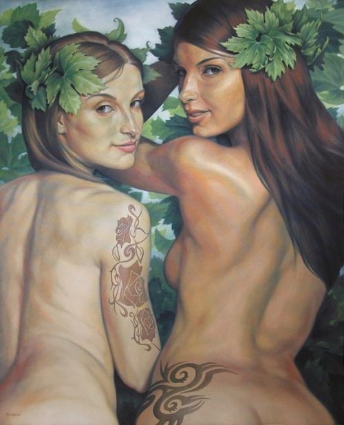 Иллюстратор Fran Recacha (39 работ)