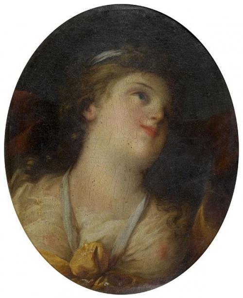 Французский художник Jean Frederic Schall (1752-1825) (60 работ)
