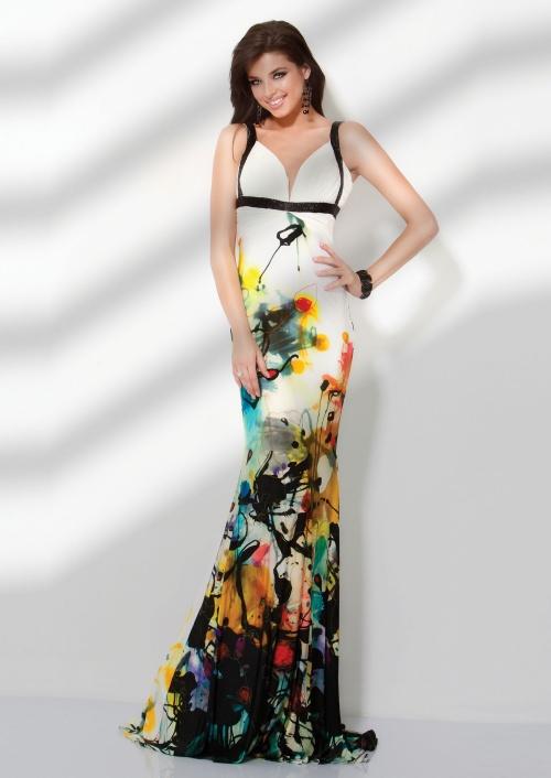 Evening dresses ( Вечерние платья) Часть 13 (100 работ)